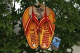 Flip Flops Beachers - Tequila Sunrise vel 42