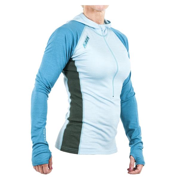 Dámské merino tričko mikina KASK - Womens Hoodie 160 ee1539ea59