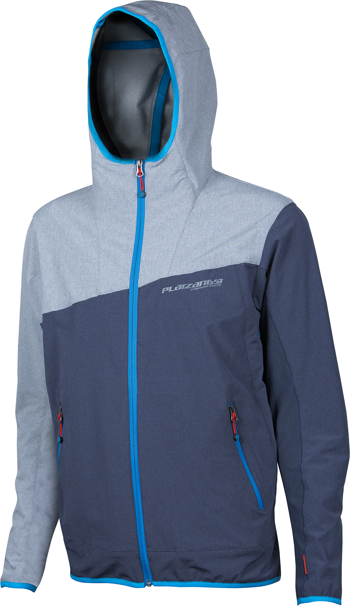 Crossflex jacket blue