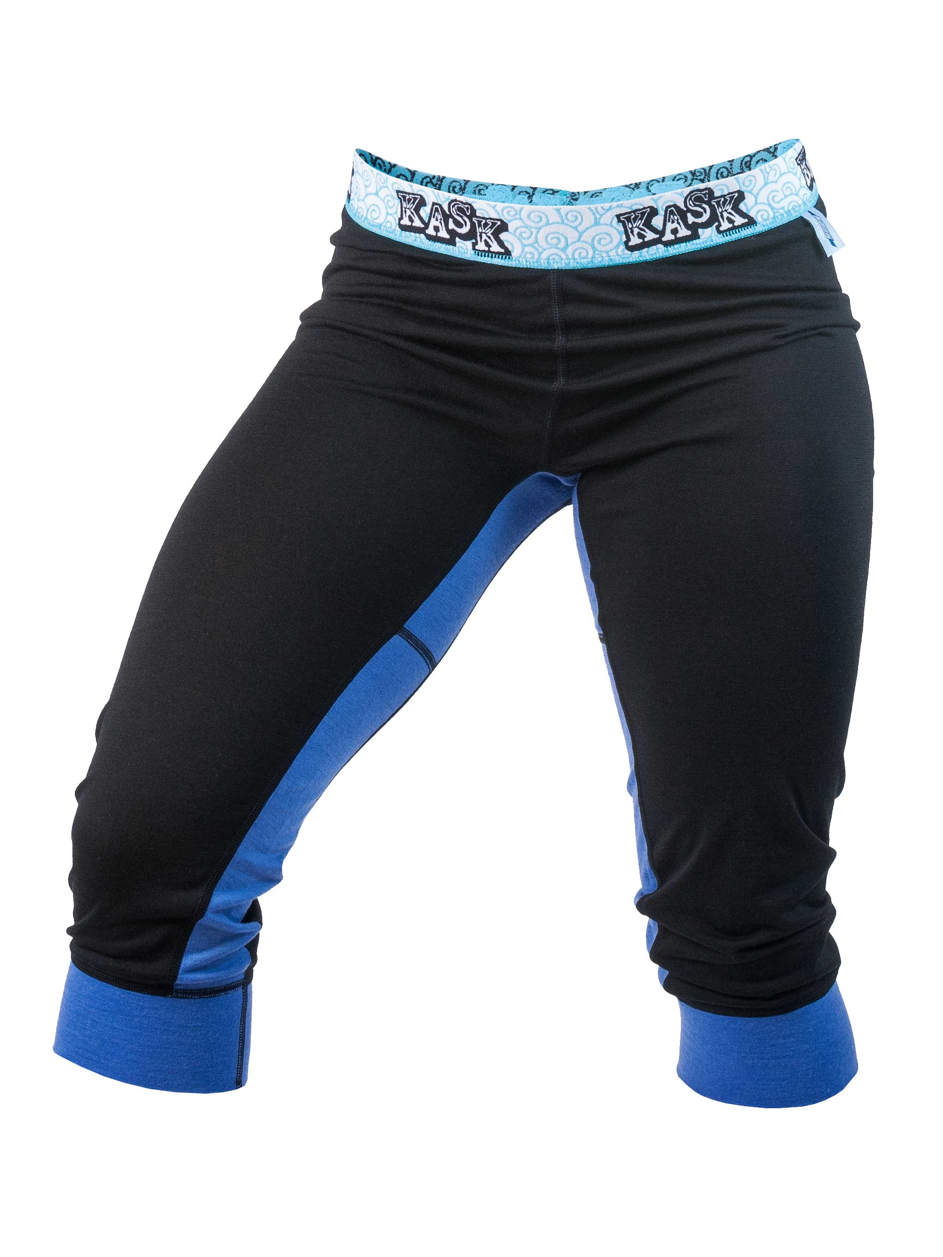 Dámské merino kalhoty KASK - Longjohn 160 3 4 Woman 71bd596115