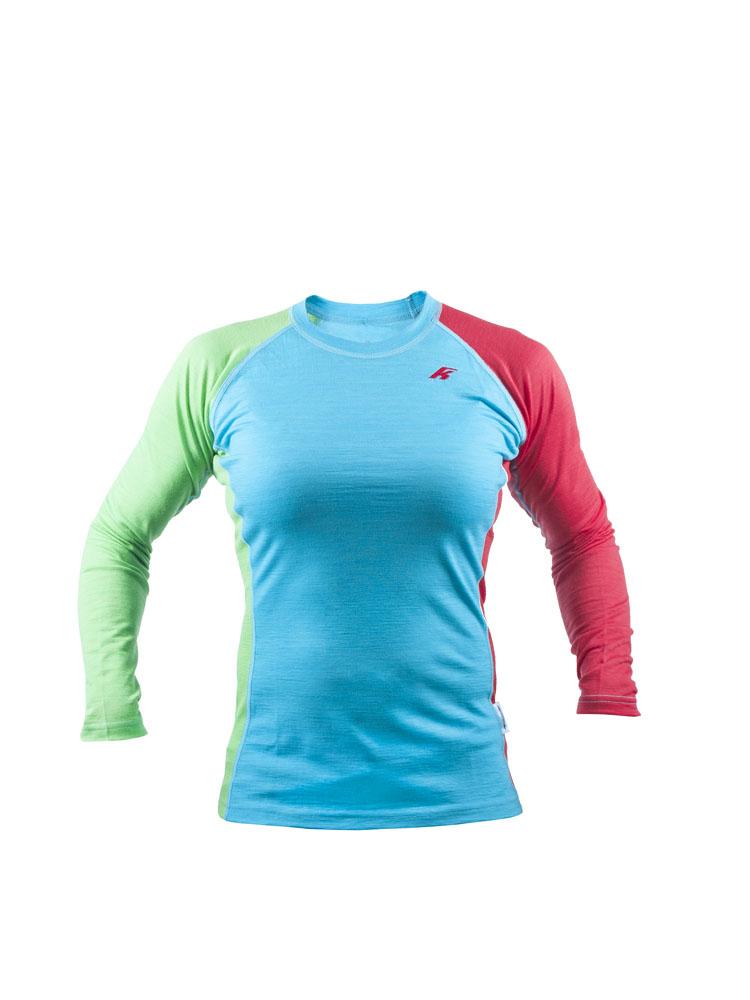 Dámské merino tričko KASK - Womens Crew 160 eaac312117