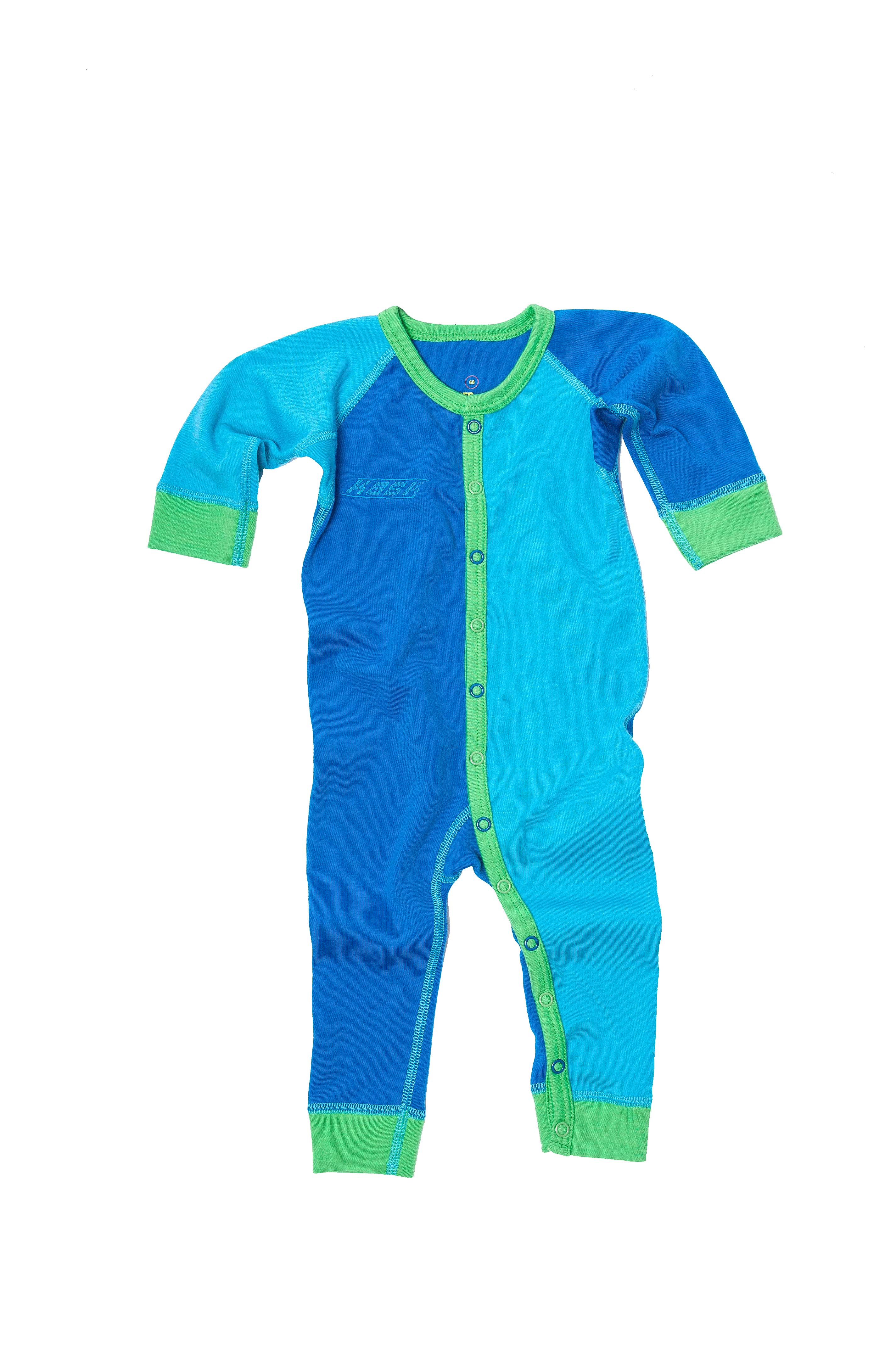 One piece Kids Light blue