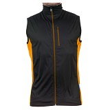MENS WIND VEST BLACK