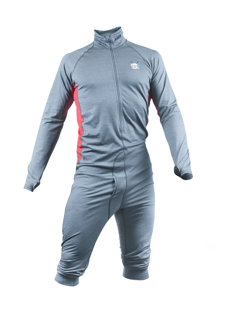 Mens rider suit 200 Grey