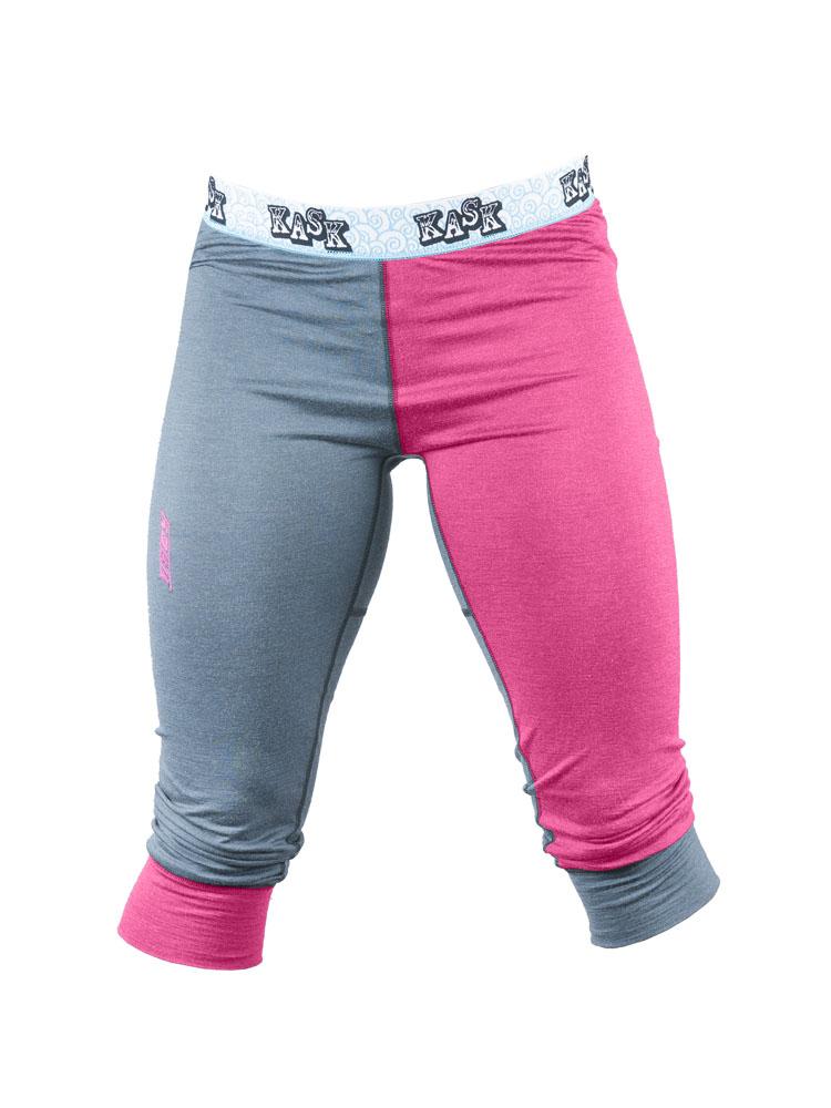 Womens Longjohn 200 3 4 Grey Pink empty 708f2a135d