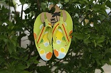 Dětské Flip Flops Beachers - Bubble Kids Green 32/33
