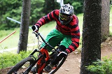 Freeride dres Stripes
