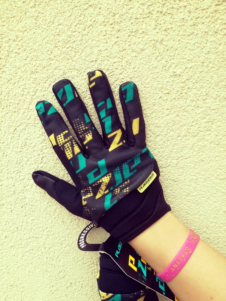 FR Glove Black/yellow