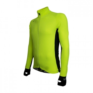 Dres Polaris - Adventure Thermal, yellow neon