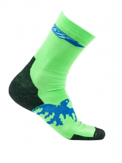 Mountain trekking Green