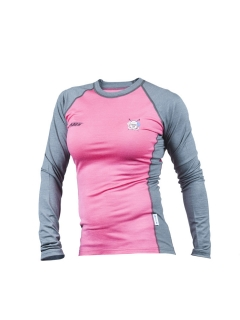 Crew 200 Grey/Pink Woman