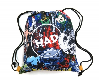 Taška H.A.D. - Gym Bag, Booom
