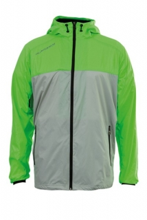 Airy Jacket green/grey