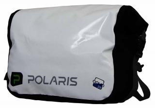 Aquanought Courier bag white