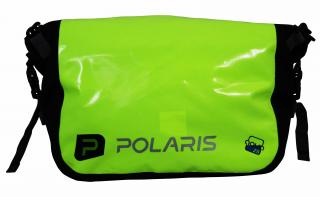 Aquanought Courier bag yellow