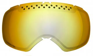Lens Mask 4 Gold Mirror