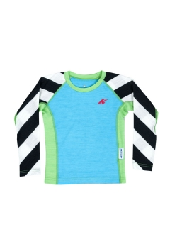 Crew 160 Light Blue Jr